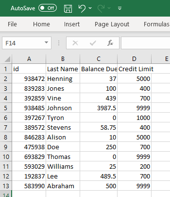 simple-excel-extract